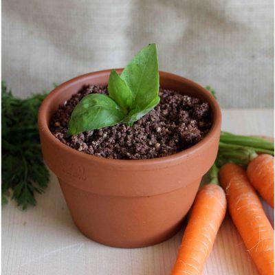 carrot pot